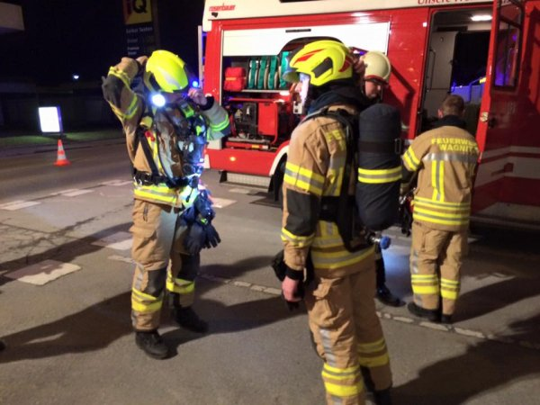 Brandeinsatz Alarmstufe 3 vom 06.03.2017  |  FFW Wagnitz (2017)